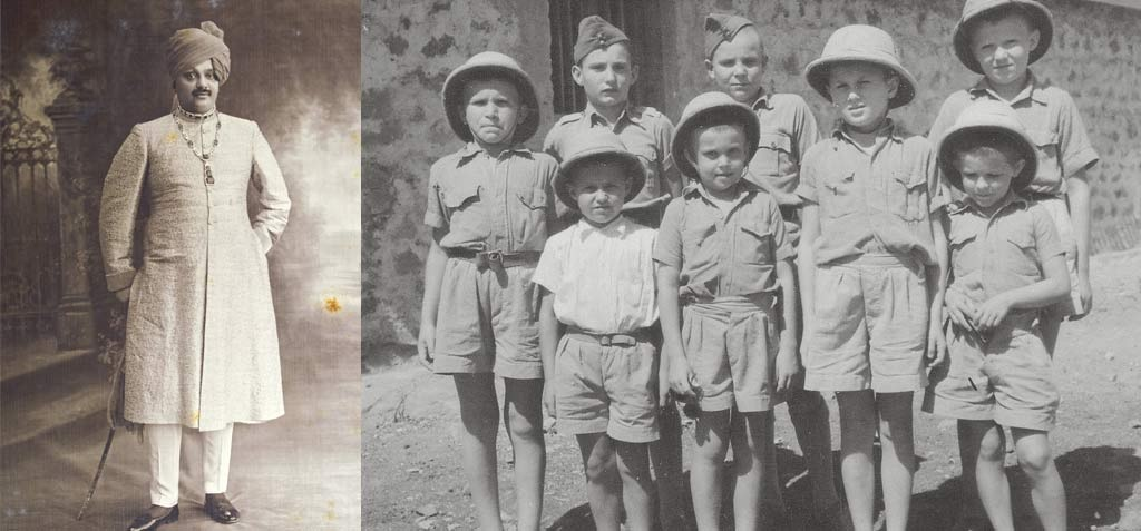Wartime Odyssey of Polish Children and good Maharaja