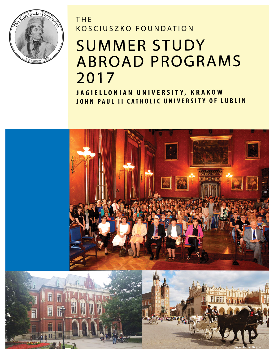 Summer Study Abroad 2017