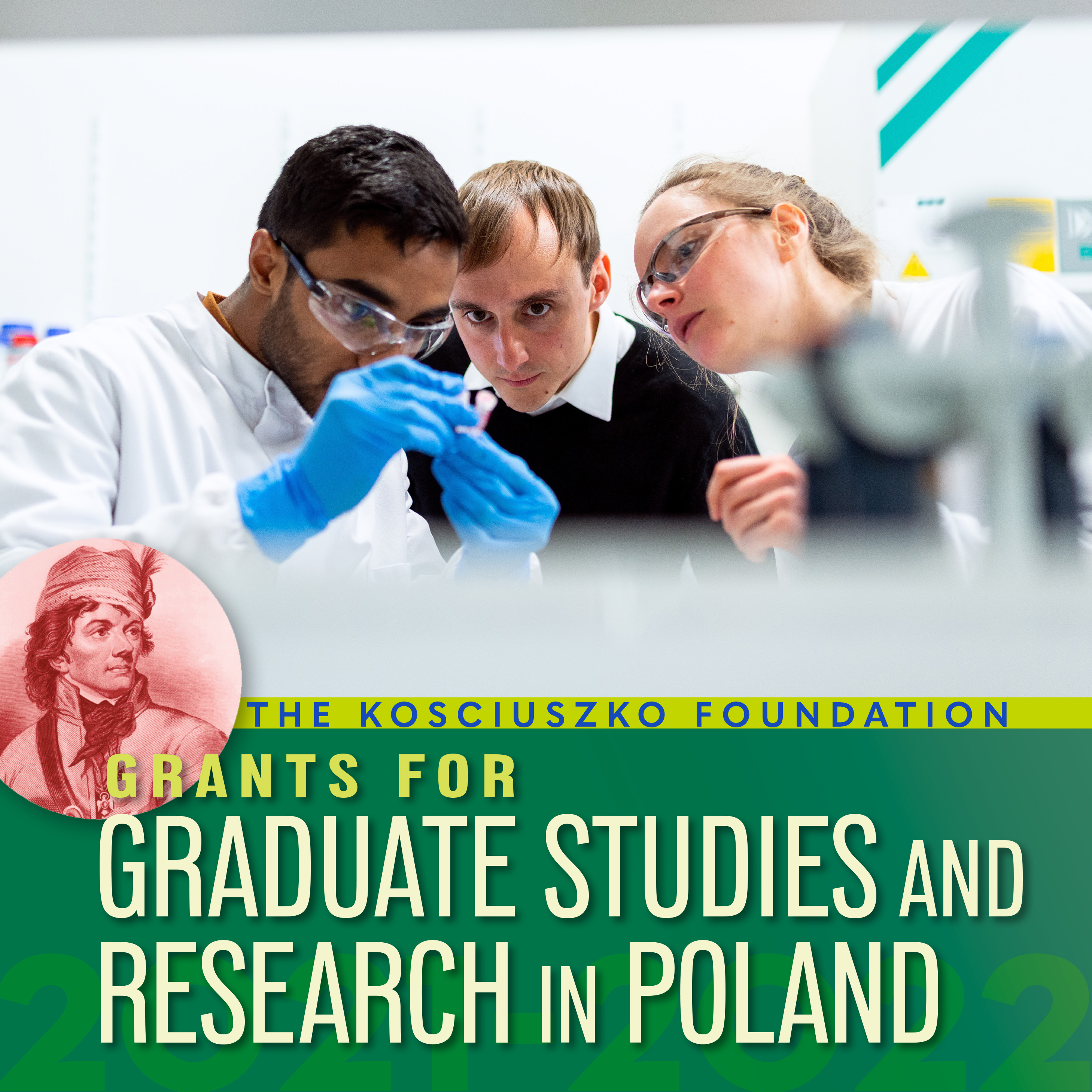 Study and Research Grants in Poland