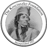 logo: The Kosciuszko Foundation, Incorporated 1925
